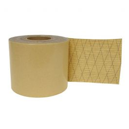 "Trimaco 39726 Scrim Reinforced Double Sided Tape, 6"" x 164' Roll"