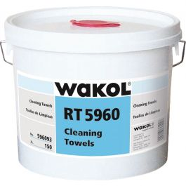 Wakol RT 5960 Cleaning Towels (150 Pack)