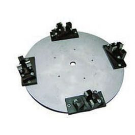 Wolff HM Milling Plate Disc w/Carbide Modules