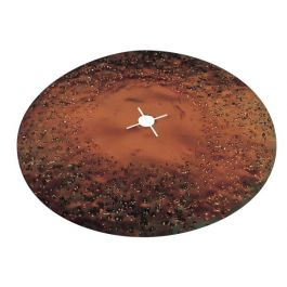 """Wolff 16"""" 16-Grit HM Grinding Disc"""
