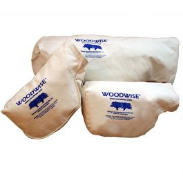 Woodwise Double Bottom Edger Dust Collection Bag