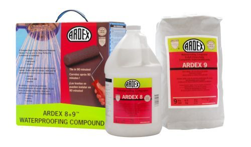 Ardex 8+9 Waterproofing Compound