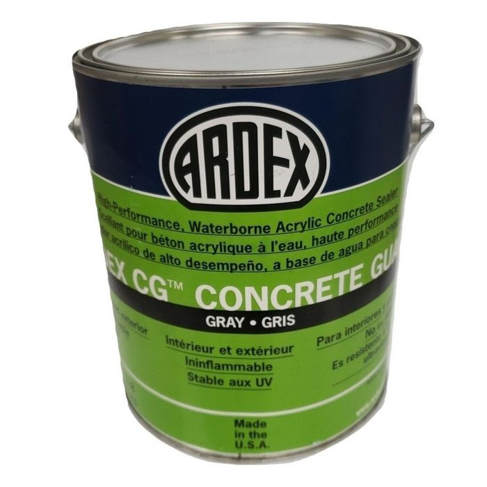 Ardex CG Gray Concrete Guard, Gallon