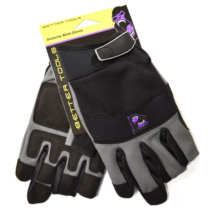 Better Tools Dexterity Work Gloves