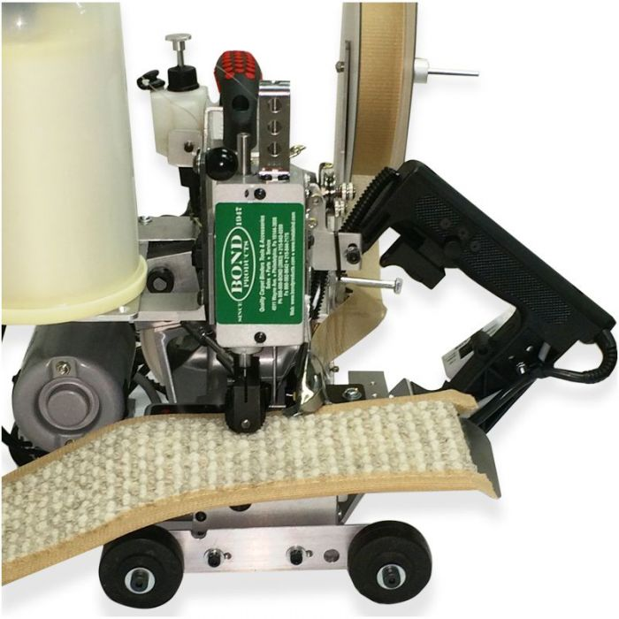 Bond PBB-1X Bobbinless Portable Single Puller Binder