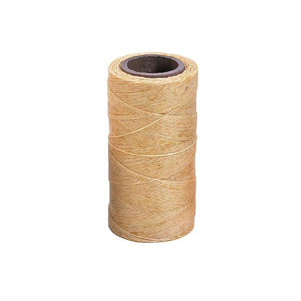 Crain 771 Natural Waxed Linen Carpet Sewing Thread