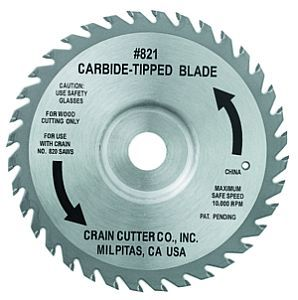 Crain 821 Carbide Tipped Blade