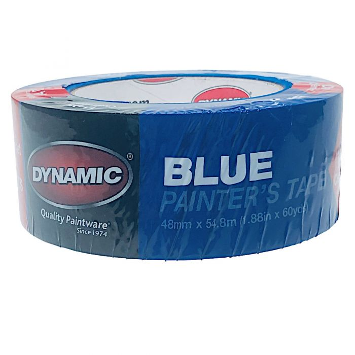 Dynamic 99766 Blue Premium Masking Tape, 1.88