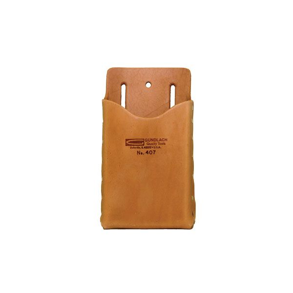 Gundlach 407 Leather Tool Pouch