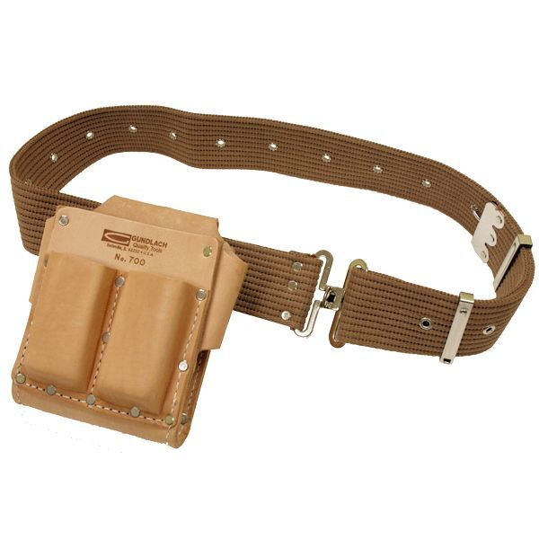 Gundlach 2WB-MB Cotton Web Tool Belt