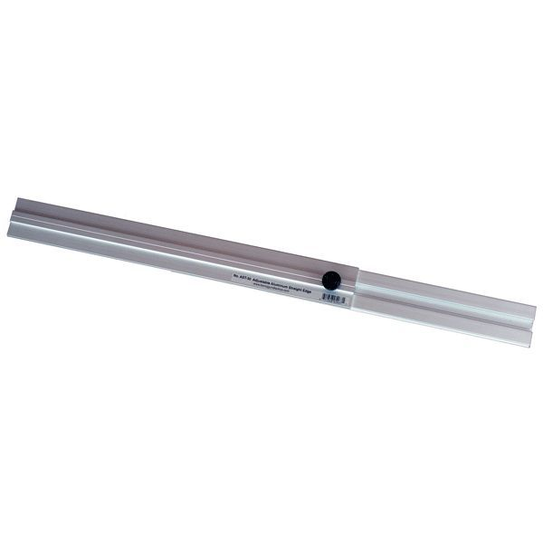Gundlach AST-30 Adjustable Aluminum Straight Edge