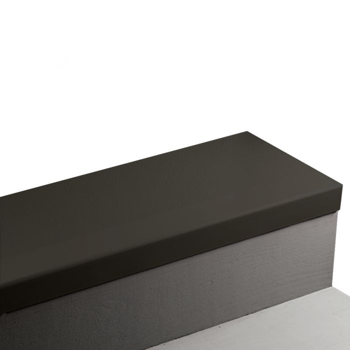 Johnsonite HMNT Hammered Angle Fit Rubber Stair Treads