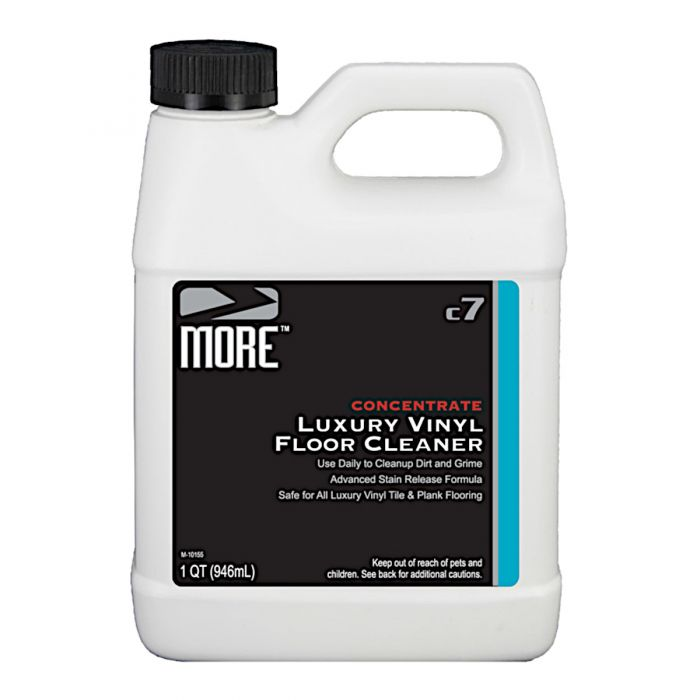 MORE 1 Qt. Luxury Vinyl Floor Cleaner Concentrate