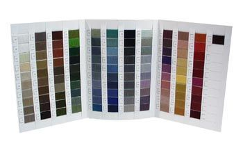 National 1071 Serging Tape Color Chart