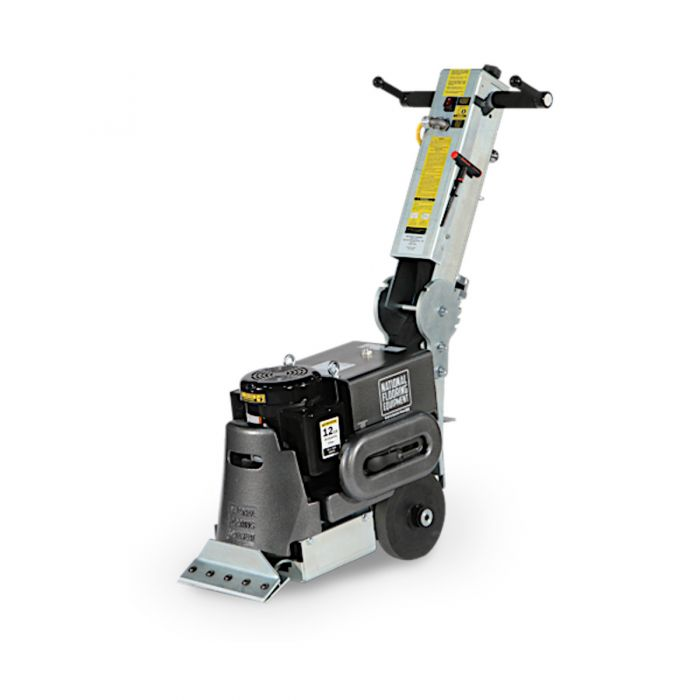 National 6280 Commander Self-Propelled Floor Scraper