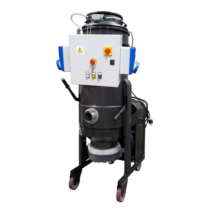 National DL4000P 230V 3-Ph Reverse Pulse HEPA Dust Collector