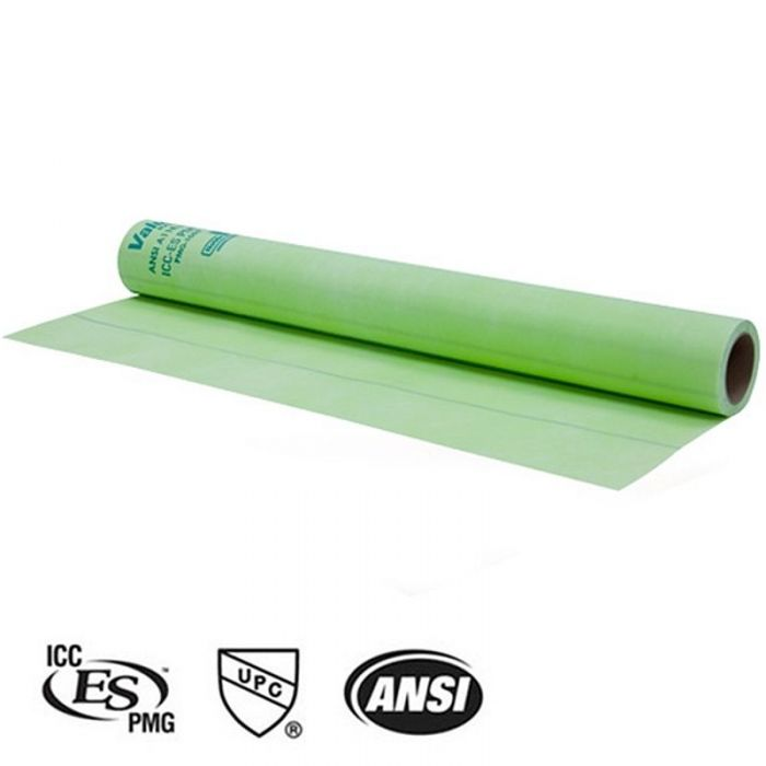 Le Valueseal Waterproofing Membrane 3 X 33 100 Sf Tools4flooring