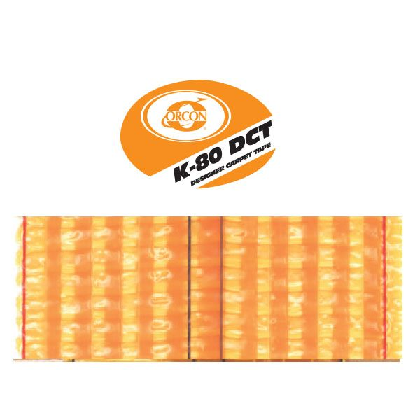 Orcon K-80 DCT Designer Carpet Tape