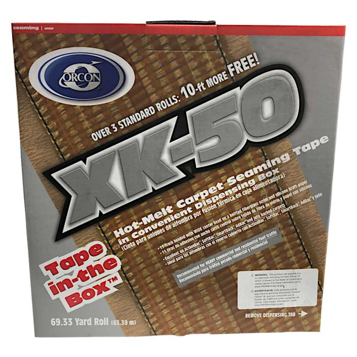 Orcon XK-50 Tape-in-the-Box (69.33 yd Roll)