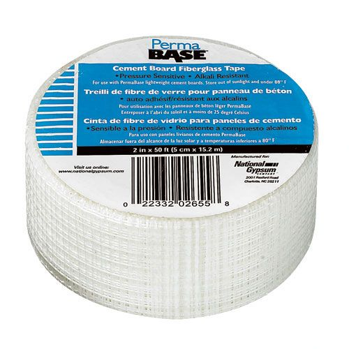 PermaBase Cement Board Tape, 2