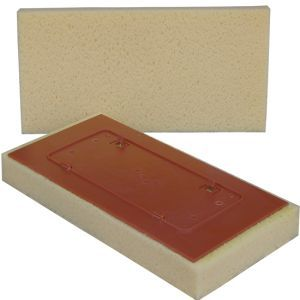 Raimondi 7 x 14 Large Yellow Hand Sponge
