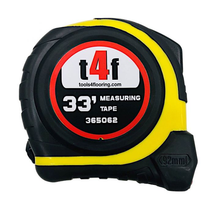 T4F 33' Pro Measuring Tape w/Magnetic Tip