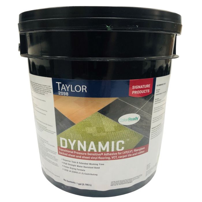 Taylor Dynamic 1 Gal. Resilient & Carpet Flooring Adhesive