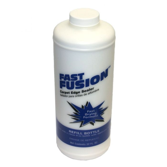 Traxx Fast Fusion Carpet Edge Sealer, 32 oz. Refill
