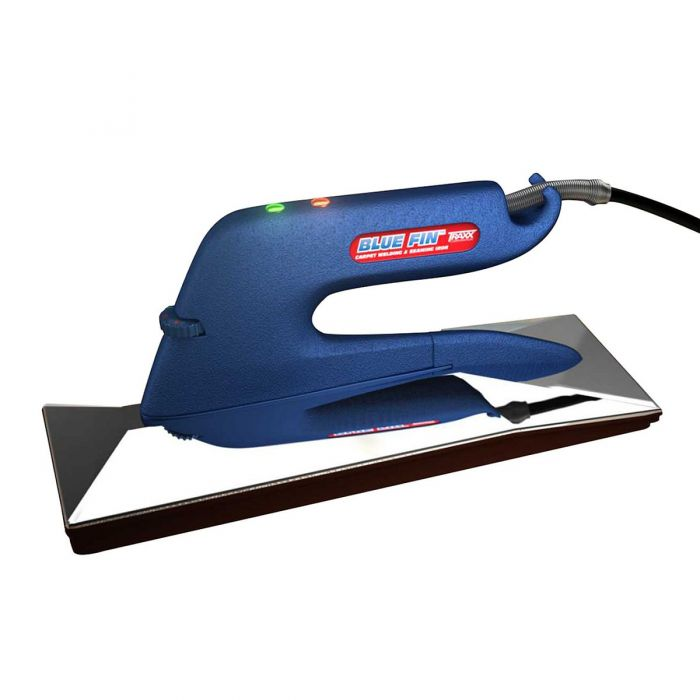Traxx TTX-6250 Blue Fin Carpet Seaming Iron