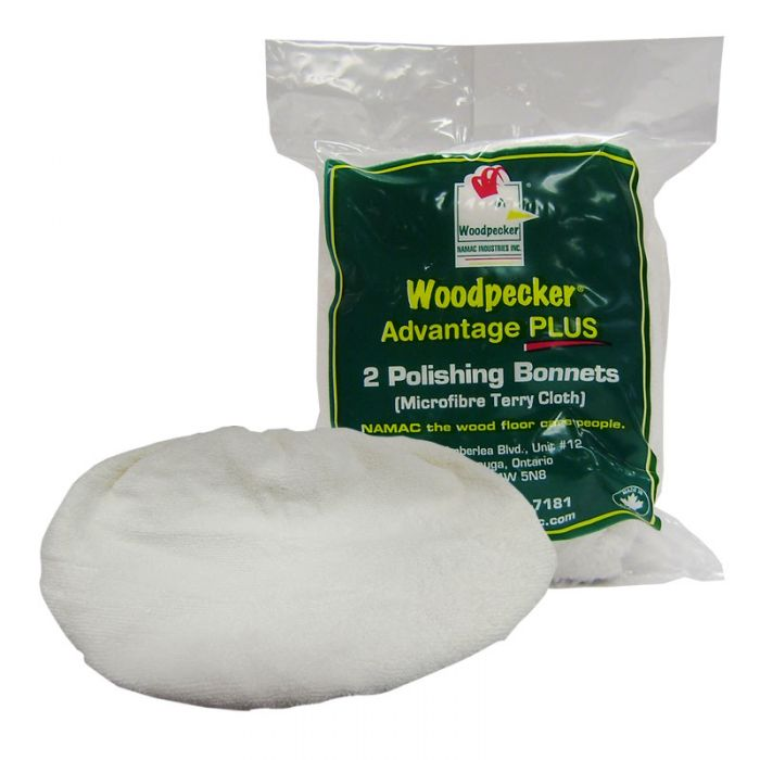 Woodpecker Polishing Bonnets (2 Pack)