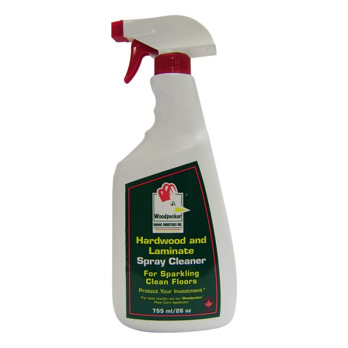 Woodpecker Hardwood and Laminate Spray Cleaner