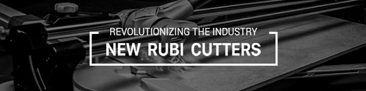 New Rubi Cutters